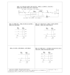 kenmore model 79042739403 counter unit electric genuine parts kenmore stove top wiring diagram model 790 42739403 [ 1700 x 2200 Pixel ]