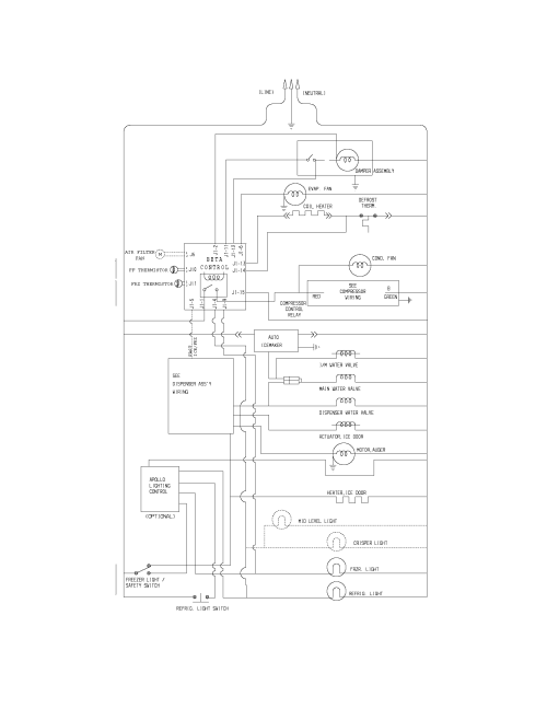 small resolution of frigidaire glhs38egpb1 wiring schematic diagram