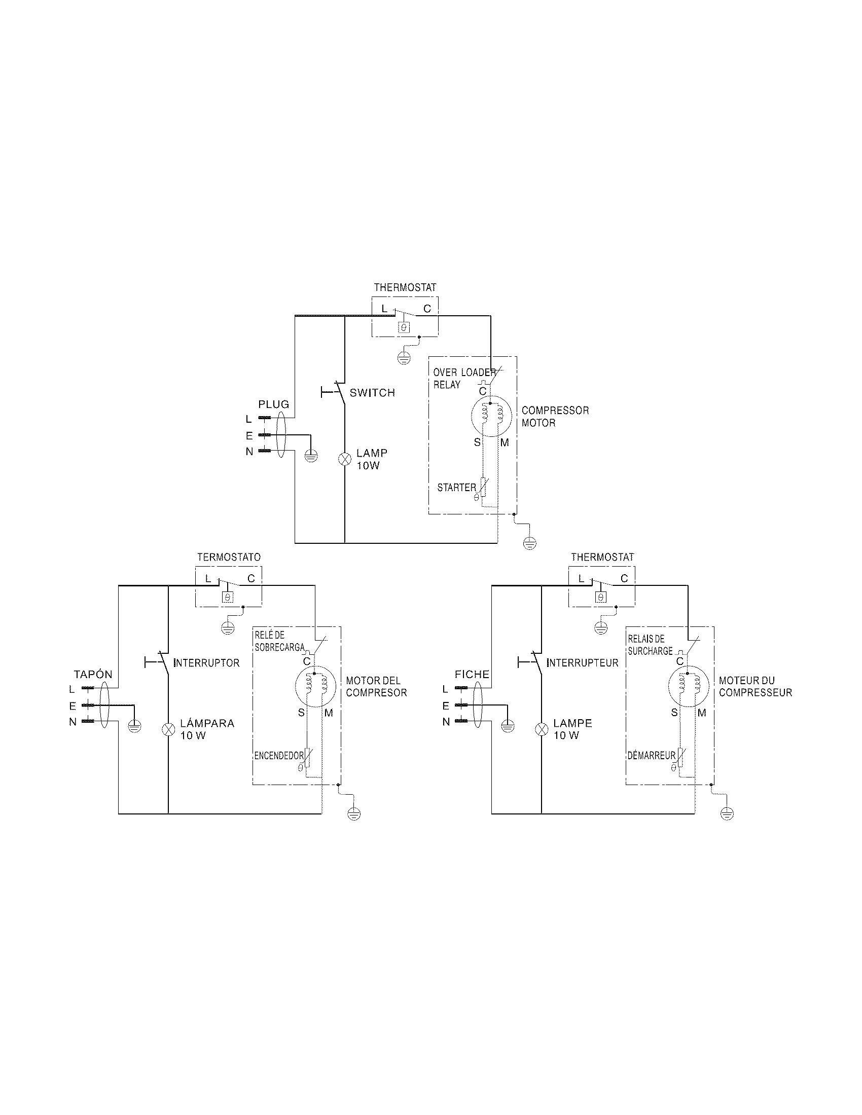 hight resolution of frigidaire model fwc342gb wine cooler genuine parts rh searspartsdirect com frigidaire side by side diagram frigidaire refridgerator wiring diagram