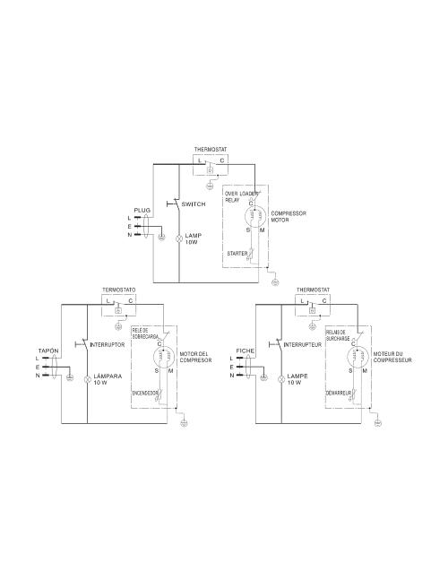 small resolution of frigidaire model fwc342gb wine cooler genuine parts rh searspartsdirect com frigidaire side by side diagram frigidaire refridgerator wiring diagram