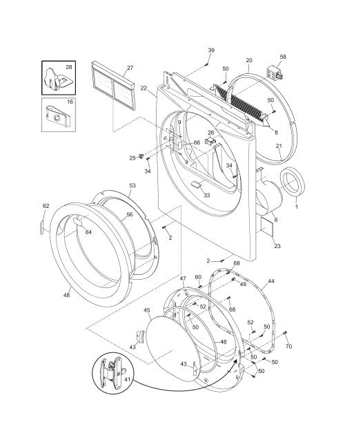 small resolution of frigidaire gleq2152eso dryer wiring diagram wire management wiring diagram for frigidaire dryer