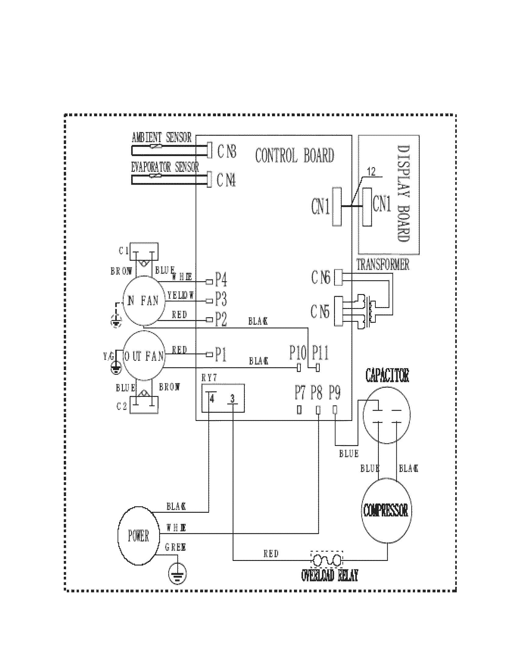 Weathertron Thermostat Wiring Diagram Trane Bay X A on