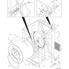 Frigidaire Dryer Diagram Ford Escape Power Steering Parts Model Leq2152ee1 Sears Partsdirect
