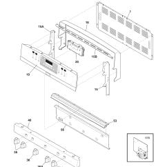 Kenmore Elite Parts Diagram Wiring For 220 Volt Plug Gas Range Model 79077543800 Sears