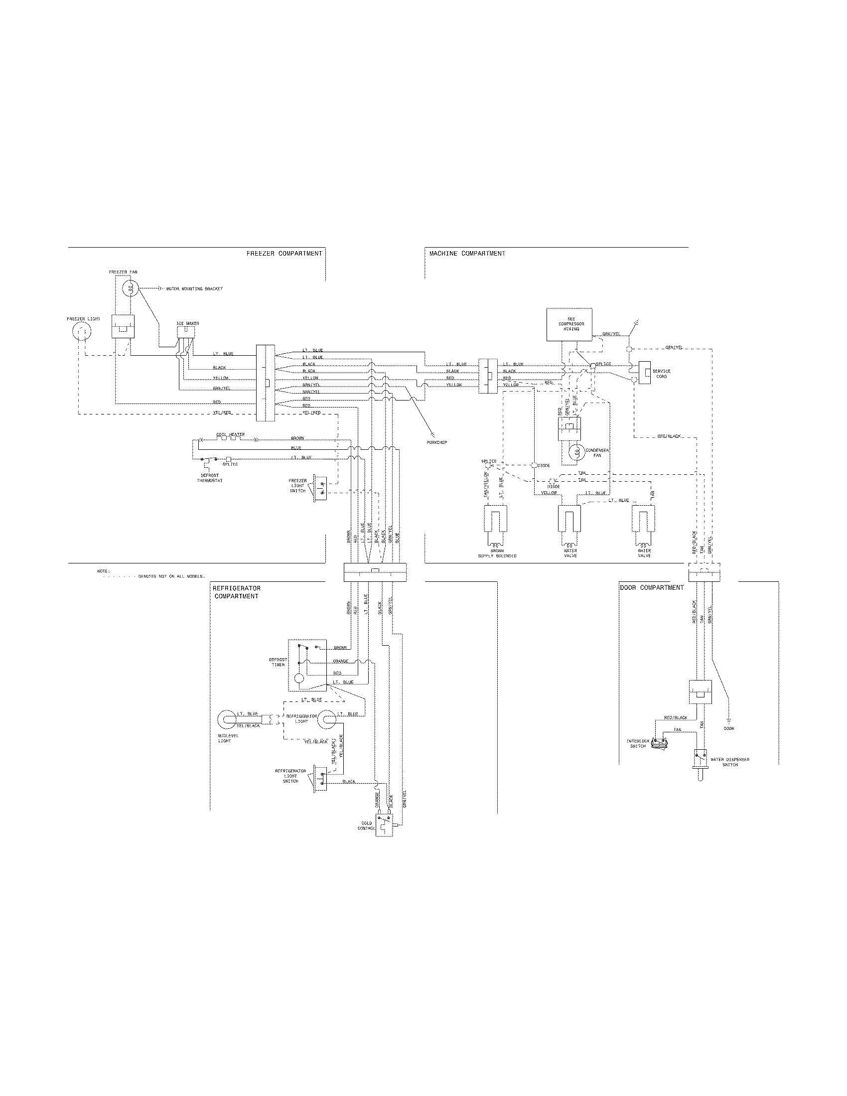 electrolux rm212 wiring diagram upper leg muscles refrigerator schematic library model e130a diagrams schematics
