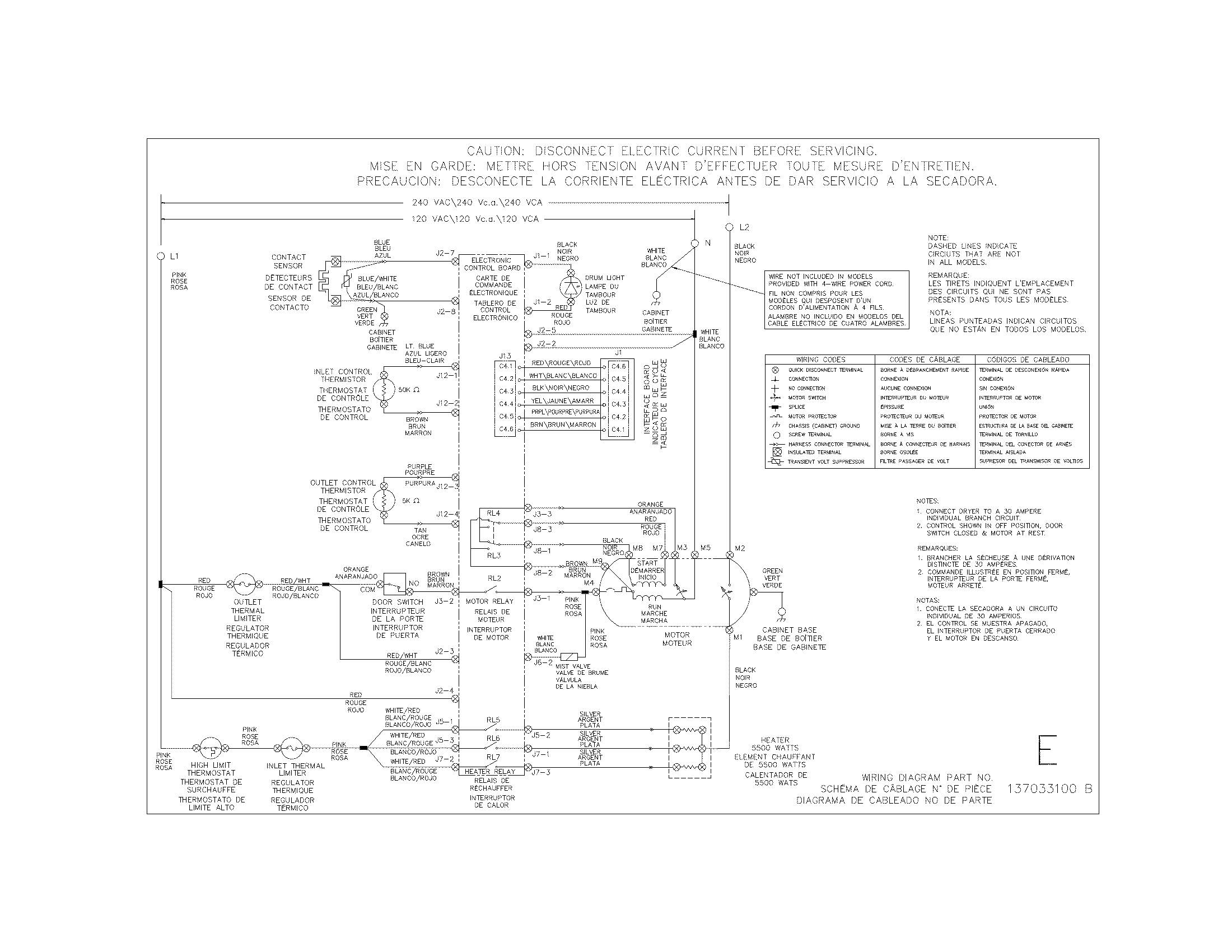 electrolux dryer wiring diagram internal of ups free engine image
