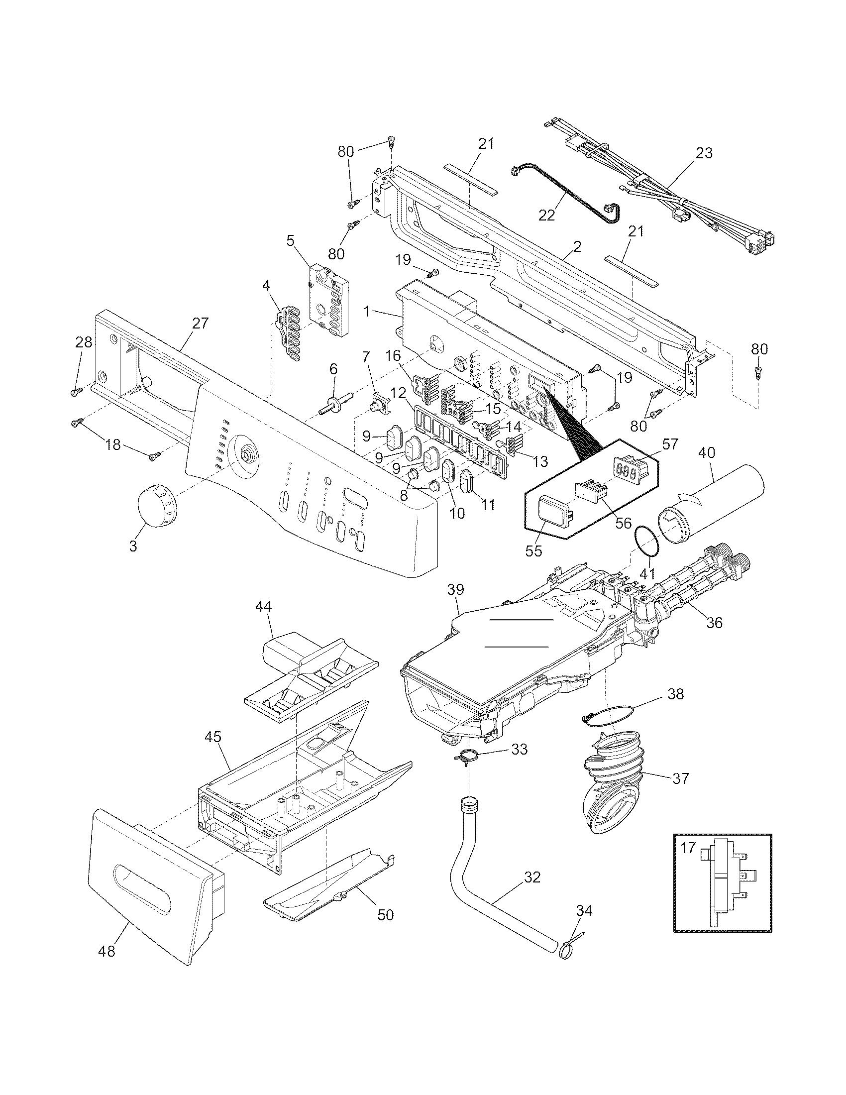 hight resolution of wiring diagram for frigidaire washing machine
