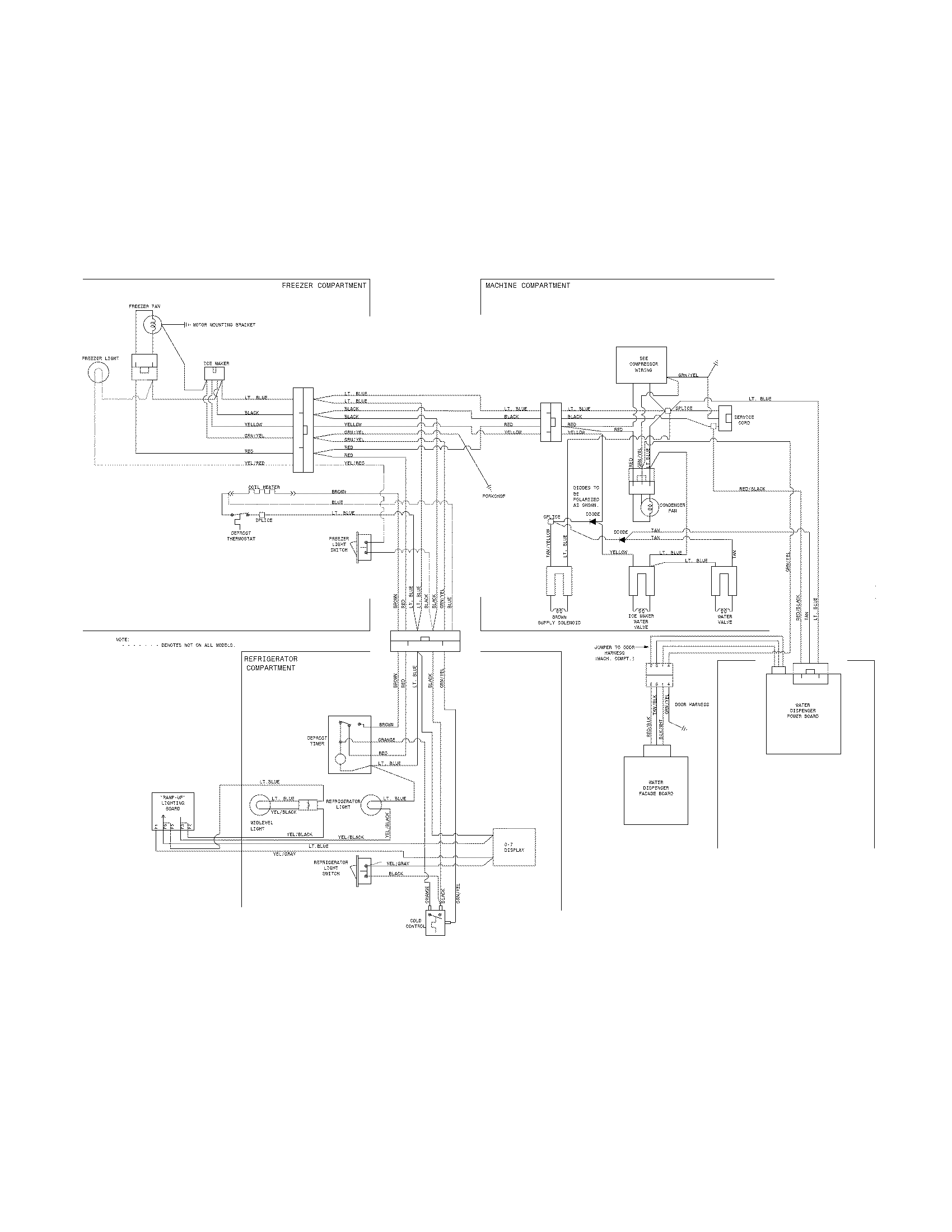 Ice Maker Wiring, Ice, Free Engine Image For User Manual