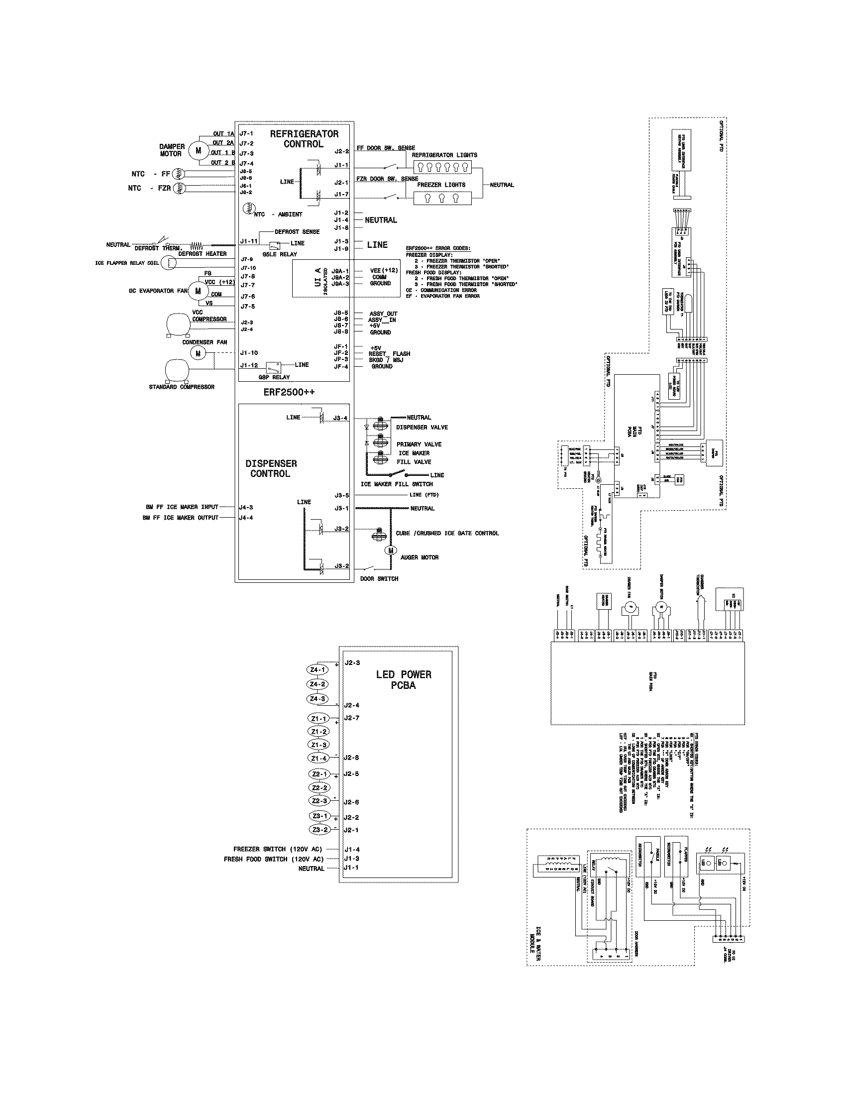 electrolux double door refrigerator wiring diagram thermostat diagrams 301 moved permanently