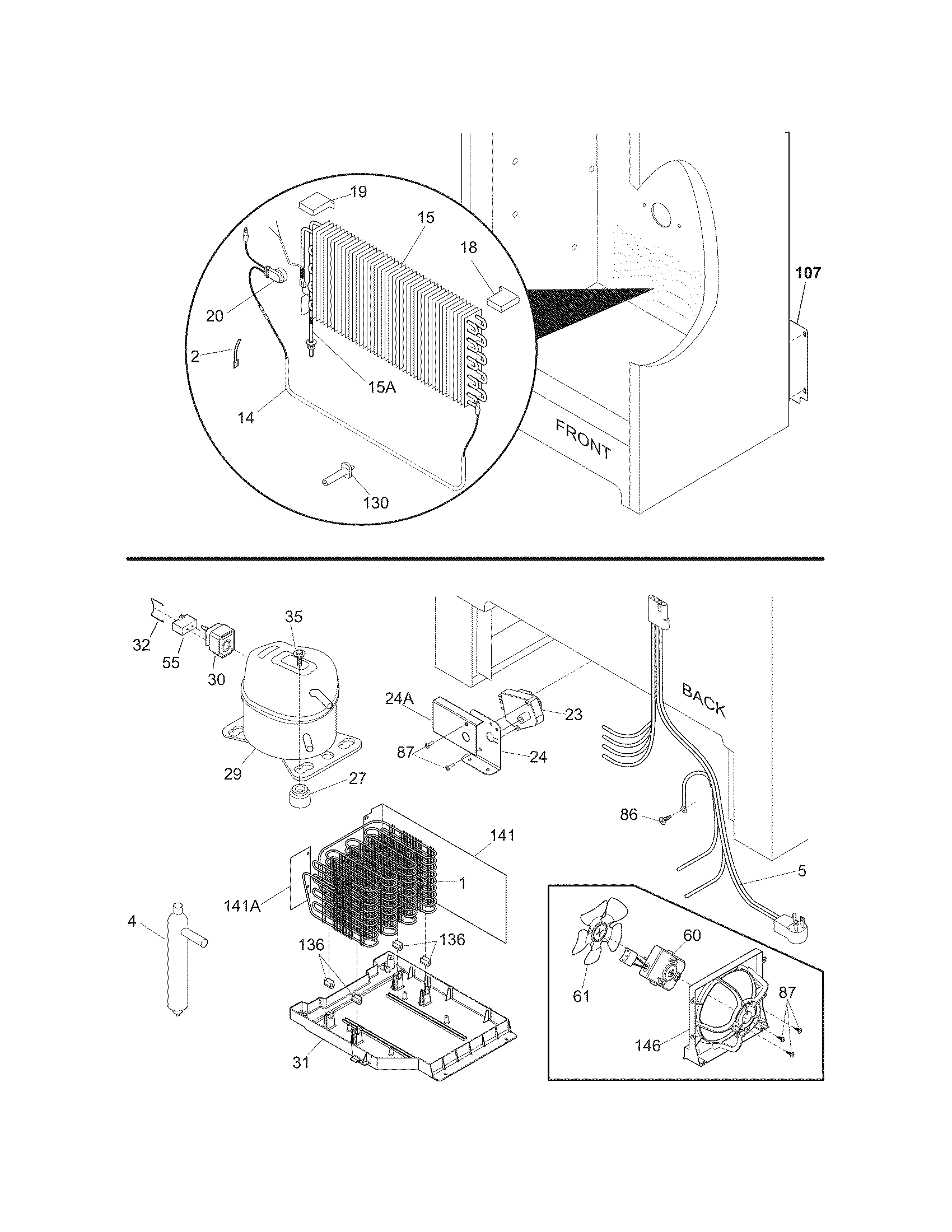 Wire Schematic For Kenmore Upright Freezer Polaris 400