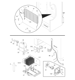 wire schematic for kenmore upright freezer [ 1700 x 2200 Pixel ]