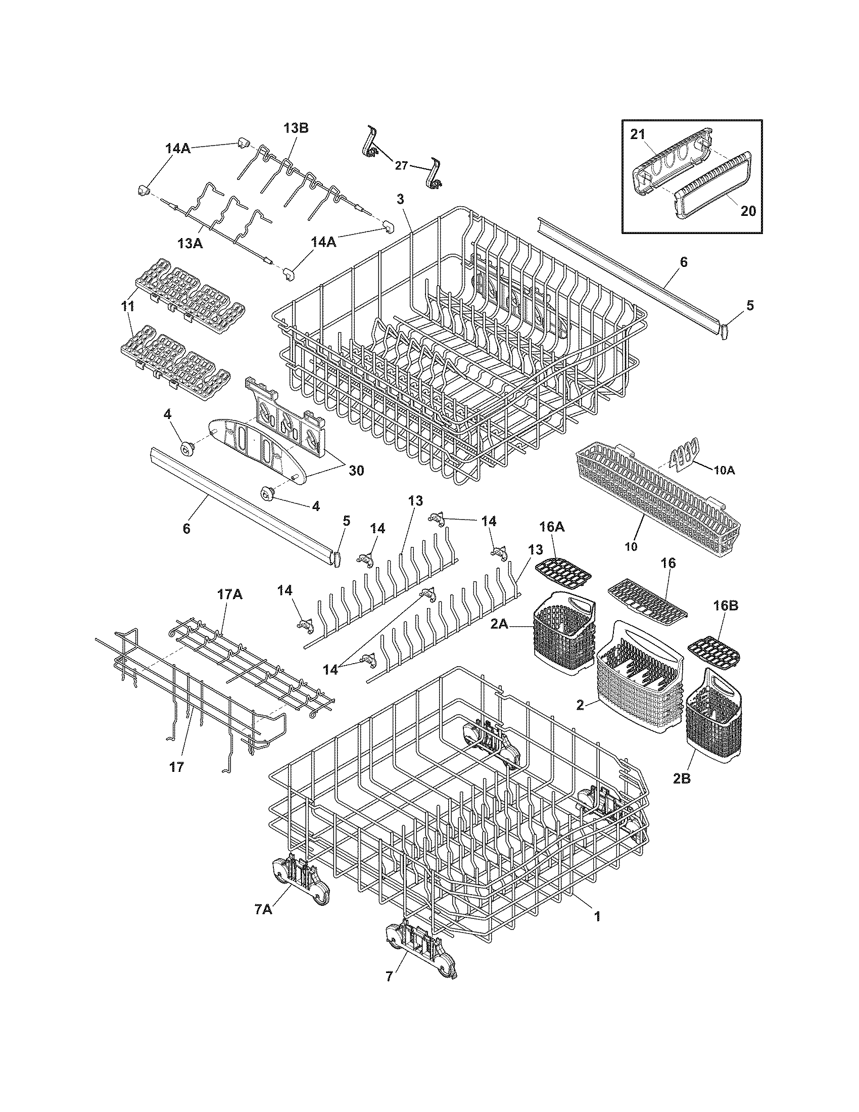 frigidaire gallery dishwasher parts diagram kenwood kdc 352u wiring door model fphd2481kf1