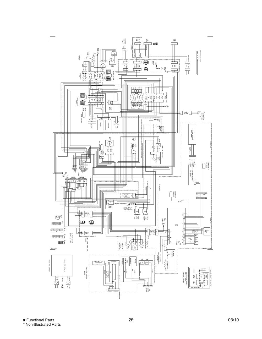 medium resolution of refrigerator wiring diagram on electrolux refrigerator wiring diagrams