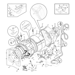Electrolux Parts Diagram 2009 Vw Polo Radio Wiring Washer Schematic Get Free Image About