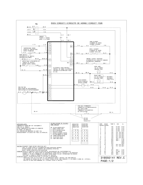 small resolution of kenmore electric oven wiring diagram