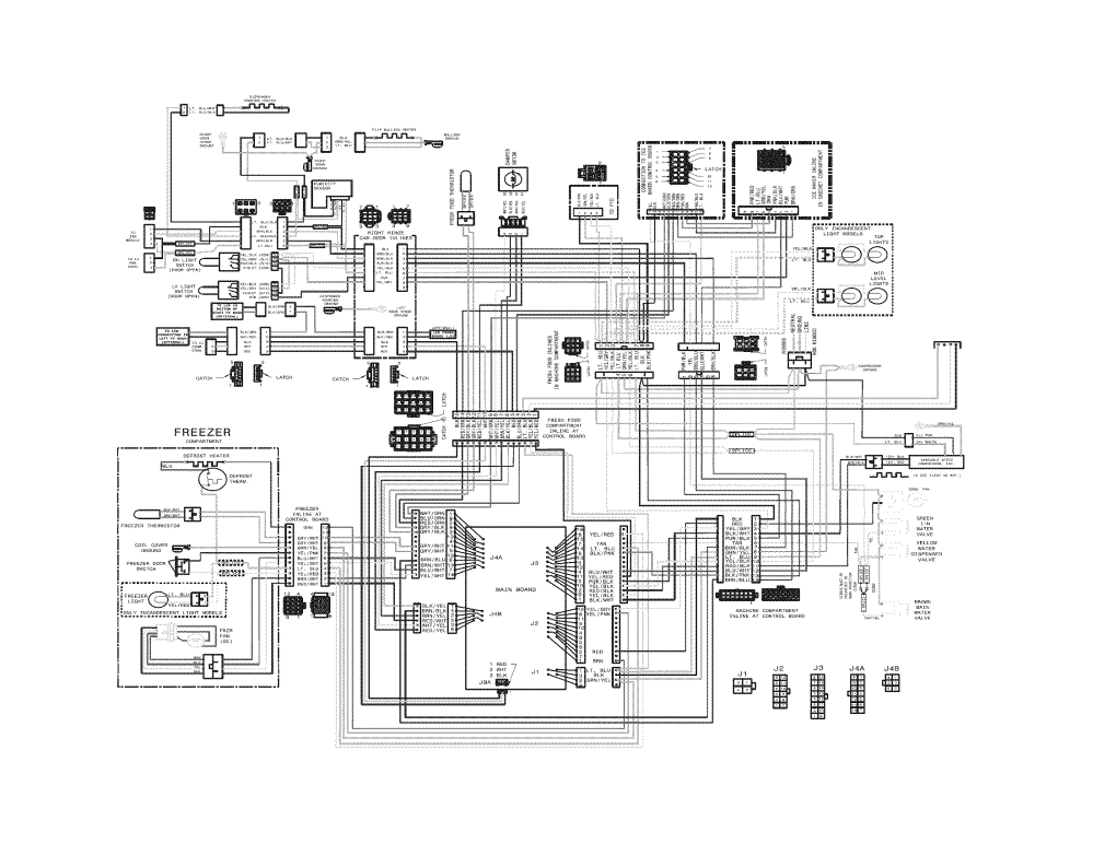 medium resolution of electrolux ew28bs71is9 wiring diagram diagram
