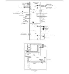 electrolux refrigerator wiring schematic parts [ 1700 x 2200 Pixel ]