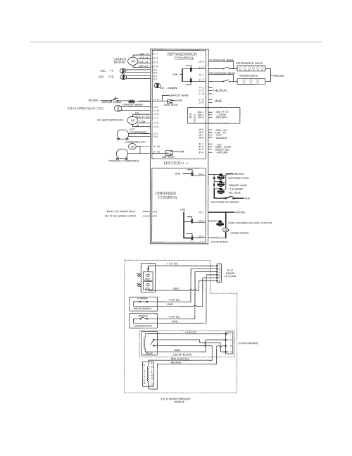 small resolution of electrolux refrigerator wiring schematic parts