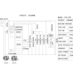 kelvinator model kcbm48f refrigeration commercial genuine parts diagram range circuit ge schematic js998 [ 2200 x 1700 Pixel ]