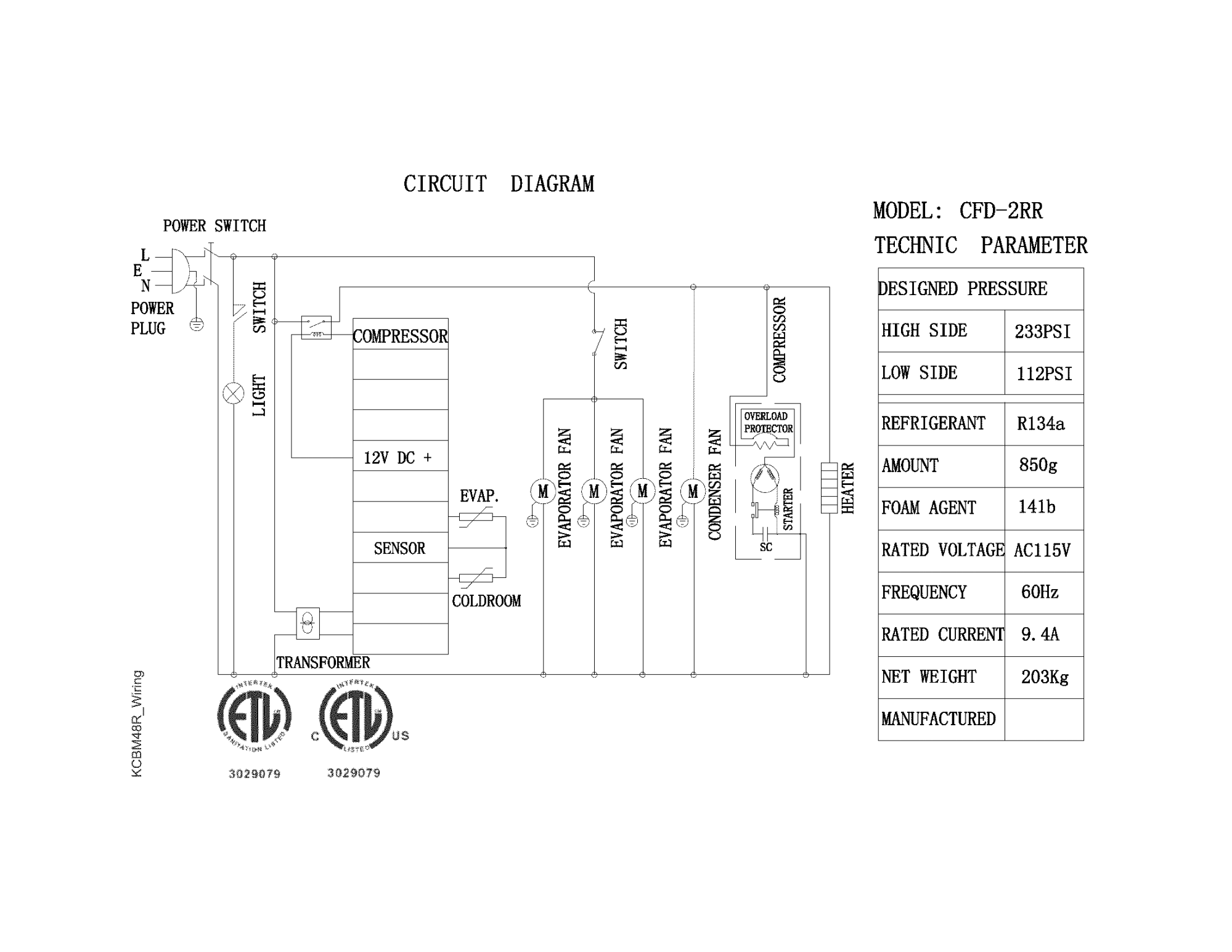 hight resolution of looking for kelvinator model kcbm48r refrigerator repair kelvinator refrigerator wiring diagram