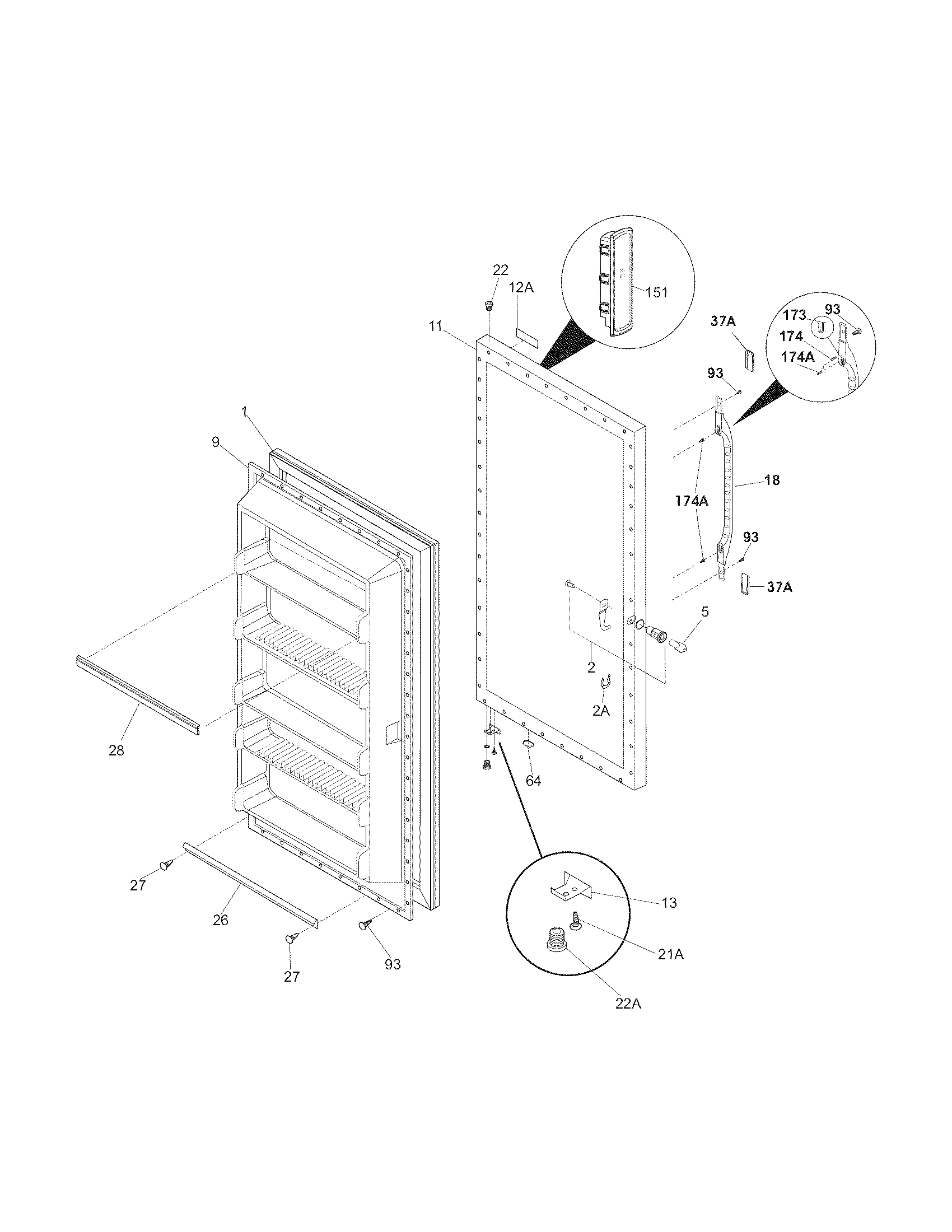 hight resolution of wire schematic for kenmore upright freezer