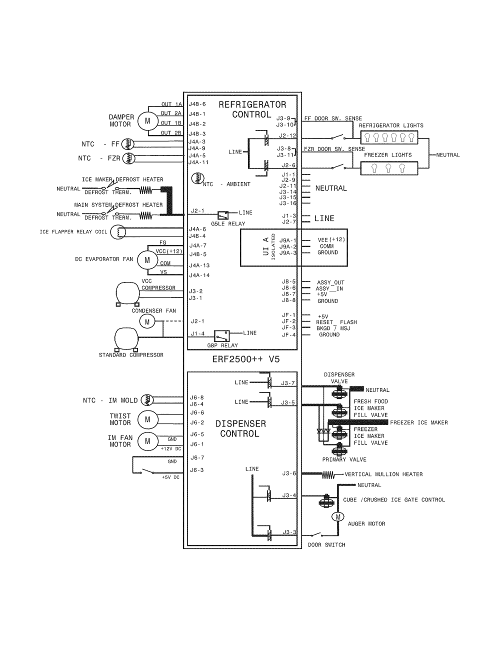 medium resolution of kenmore 25370313214 wiring diagram diagram
