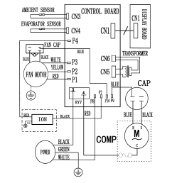 frigidaire air conditioner wiring diagram wiring diagram on payne air handler wiring diagrams  [ 1700 x 2200 Pixel ]