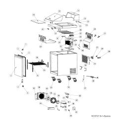kelvinator salad sandwich prep table recommended spare parts [ 1700 x 2200 Pixel ]
