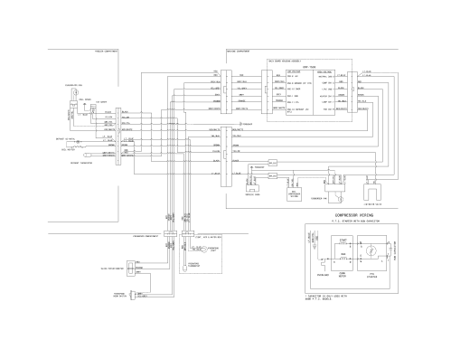 small resolution of kenmore 25370603410 wiring diagram diagram