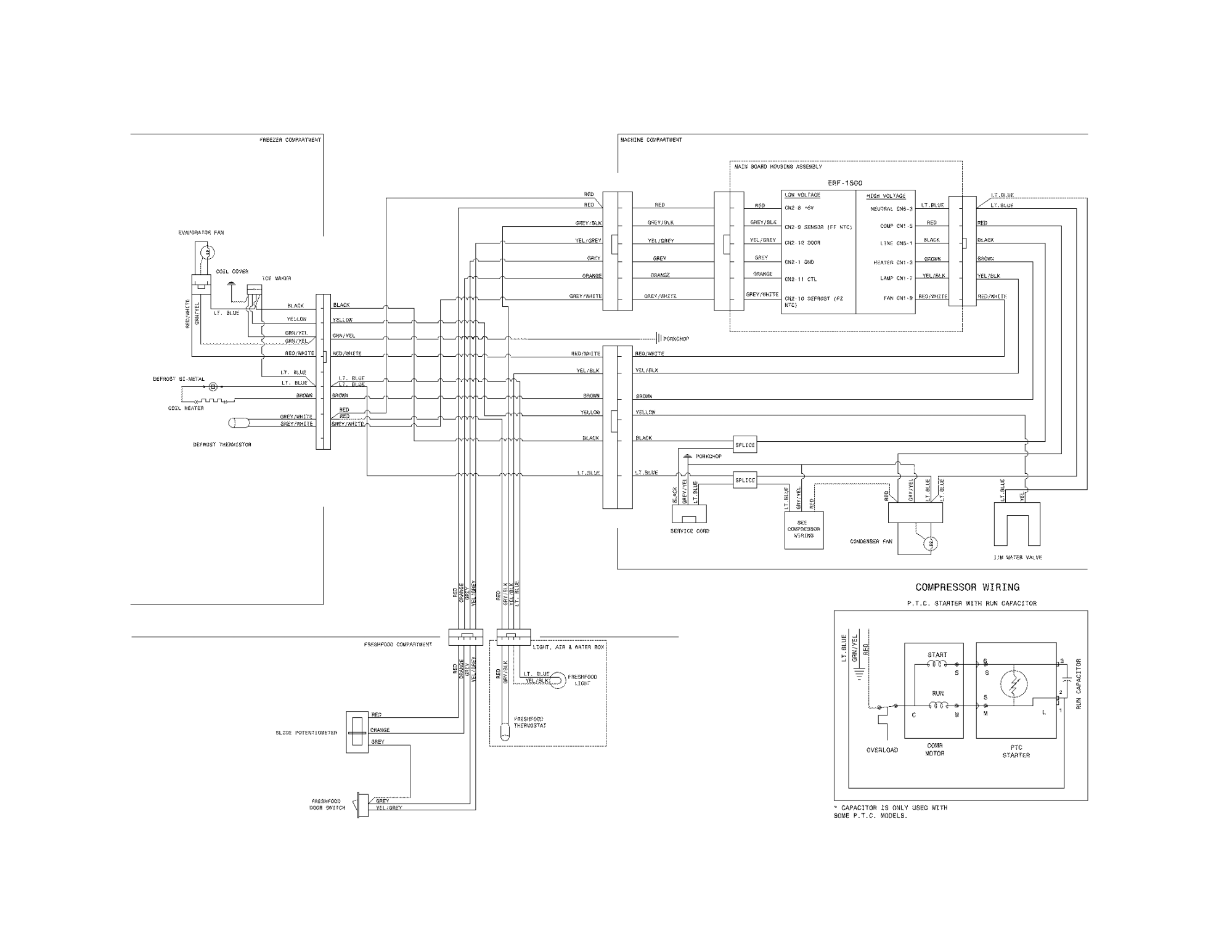 hight resolution of ice maker wiring diagram also water softener on replacement parts rainsoft water softener installation diagram frigidaire