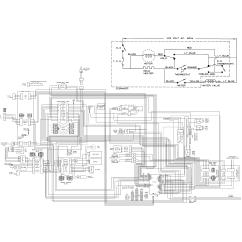Wiring Diagram For A Electrolux 3 Way Fridge Cow Skeleton Bones Frigidaire Model Fghs2655pf5a Side By Refrigerator Genuine Parts Diagra