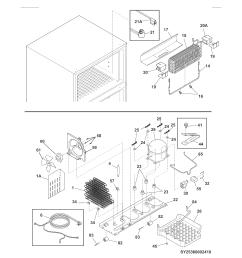 kenmore refrigerator model 253 wiring diagram [ 1700 x 2200 Pixel ]