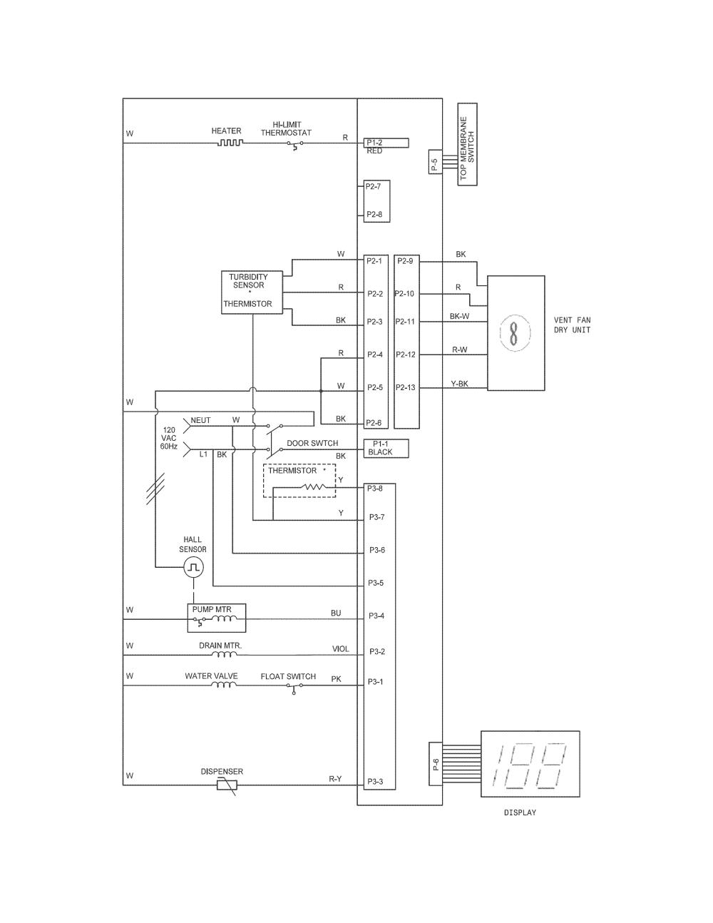 medium resolution of frigidaire fgid2466qf4a wiring diagram diagram