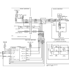 frigidaire model fftr1821qw3 top mount refrigerator genuine partsfrigidaire refrigerator thermostat wiring diagram 17 [ 3300 x 2550 Pixel ]