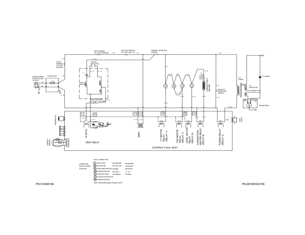 medium resolution of frigidaire cpbm3077rfb wiring diagram diagram