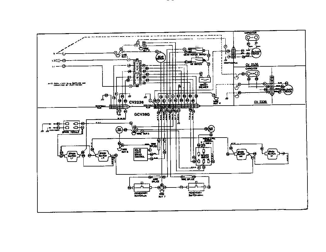 hight resolution of thermador gth36 gcv36g wiring diagram diagram