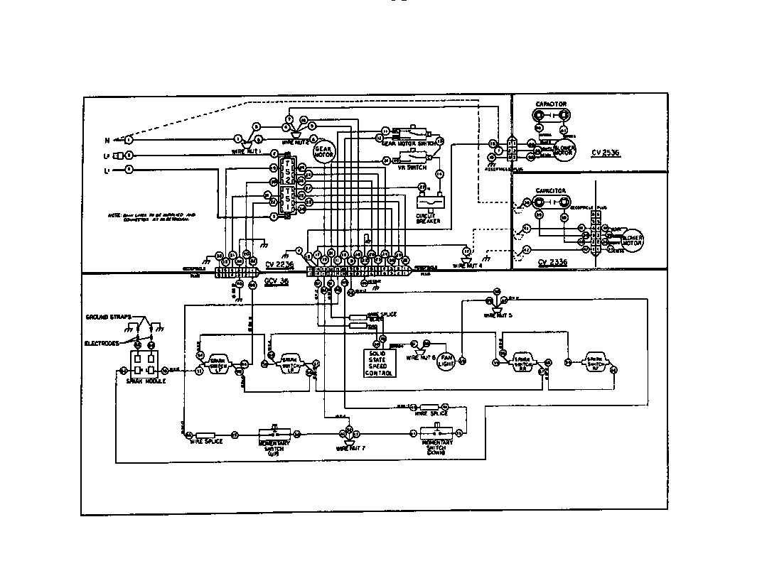7 Pin Round Trailer Receptacle Wiring Diagram