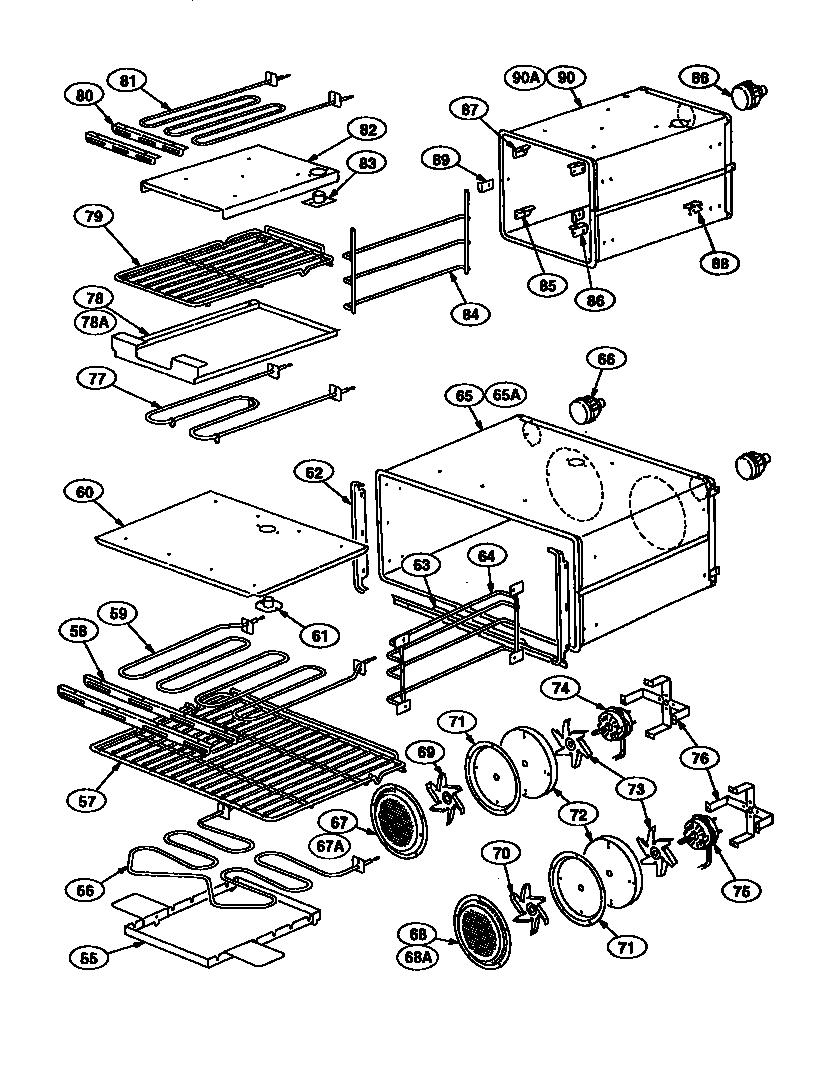 PAGE 33 (PRSE484GGS) (PRSE486GDS) (PRSE486GLS) Diagram