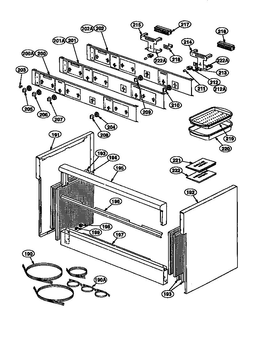 PAGE 41 (PRSE484GGS) (PRSE486GDS) (PRSE486GLS) Diagram