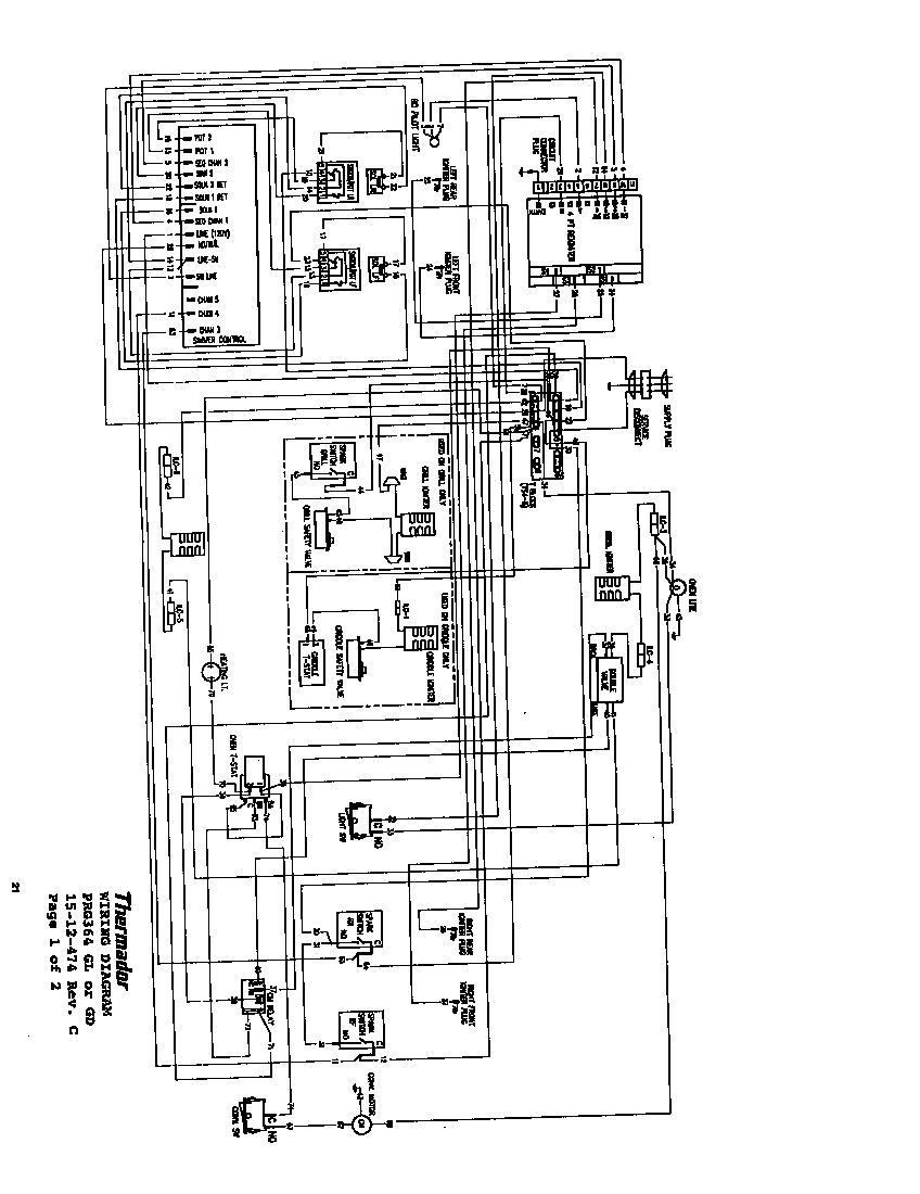 Thermador Wiring Diagram Toyota Car Stereo Wiring Color Codes