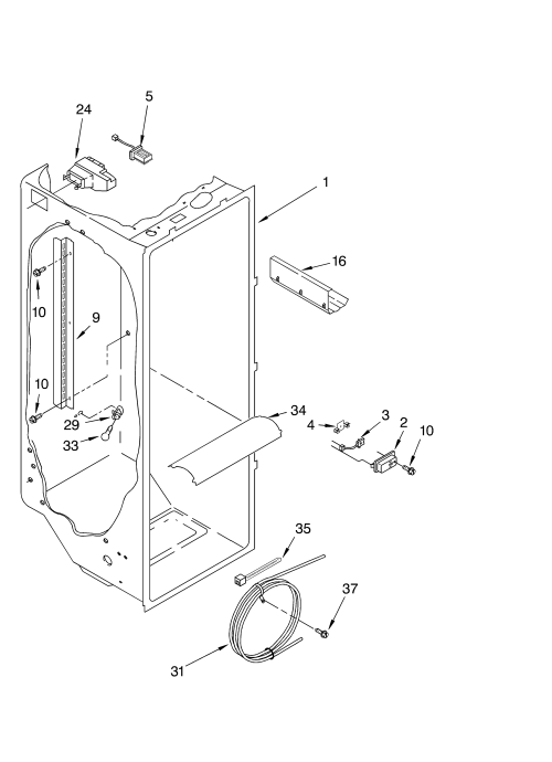 small resolution of model gts18hcmerww wiring diagram wiring diagram whirlpool refrigerator electrical diagram model gts18hcmerww refrigerator wiring diagram