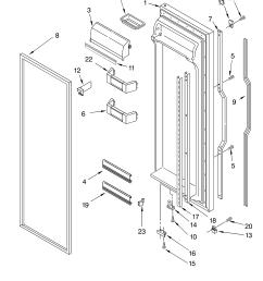 model gts18hcmerww refrigerator wiring diagram introduction to toy car wiring diagram kitchenaid model ksfs25fkwh01 side by [ 3348 x 4623 Pixel ]