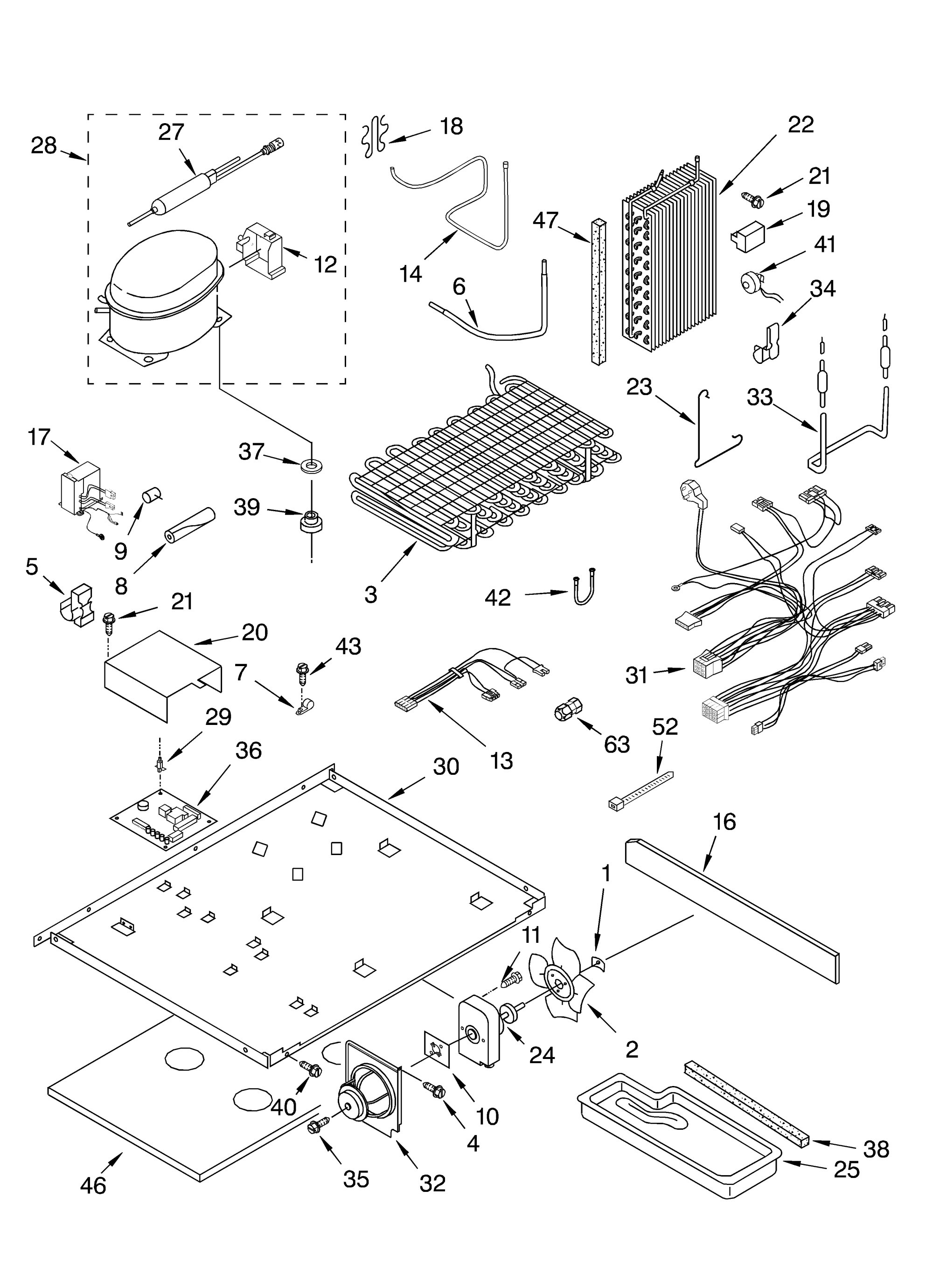 hight resolution of kitchenaid wiring schematic