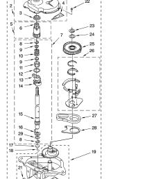 whirlpool washer electrical diagram basic electronics wiring diagram whirlpool washing schematics [ 3348 x 4623 Pixel ]