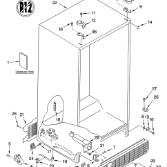 Refrigerator Wiring Diagram Whirlpool Piaa Horn Profile Get Free