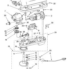 Kitchenaid Mixer Wiring Diagram 02 Yamaha Blaster Parts  Srcapi