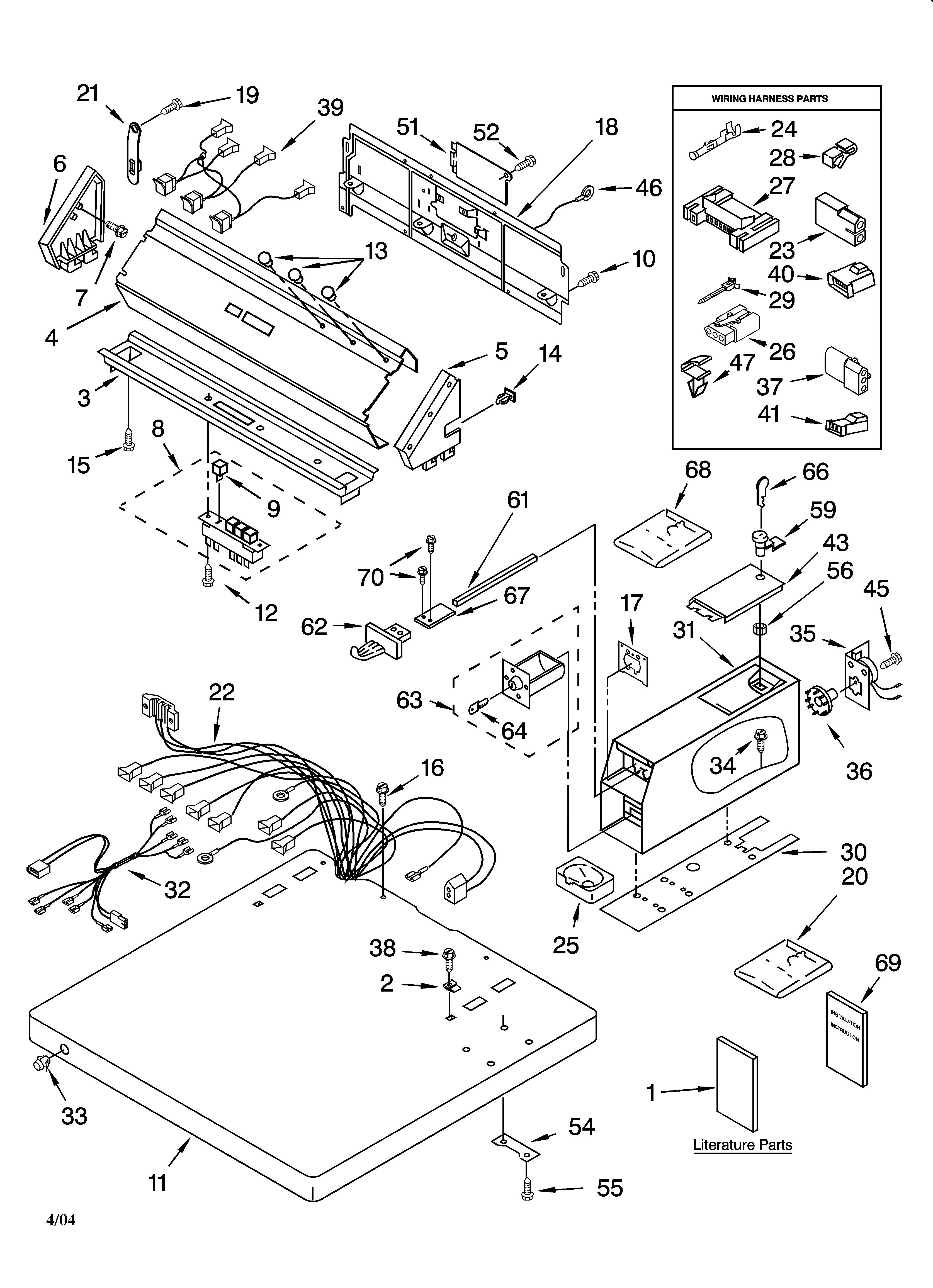 whirlpool dryer troubleshooting