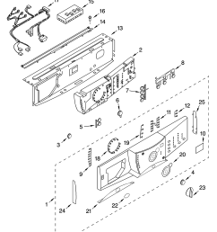 whirlpool ghw9250mt2 control panel parts diagram [ 3348 x 4623 Pixel ]