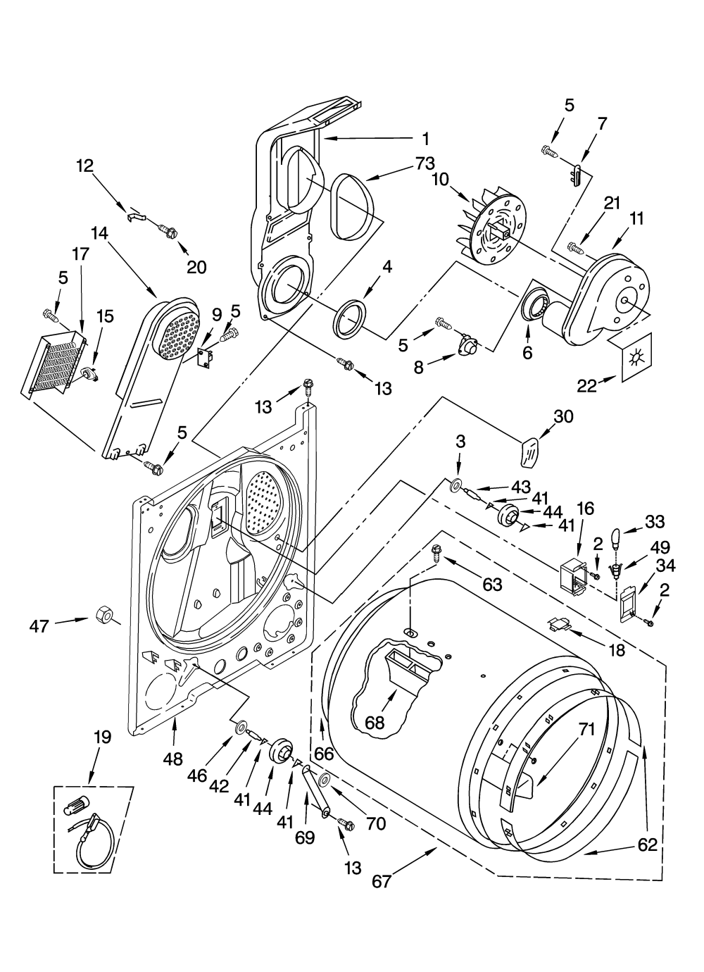 medium resolution of dryer schematic diagram