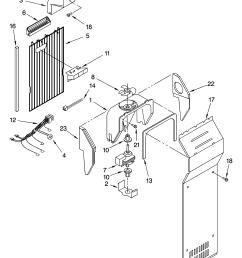 whirlpool ed2jhgxrq00 air flow parts diagram [ 3348 x 4623 Pixel ]